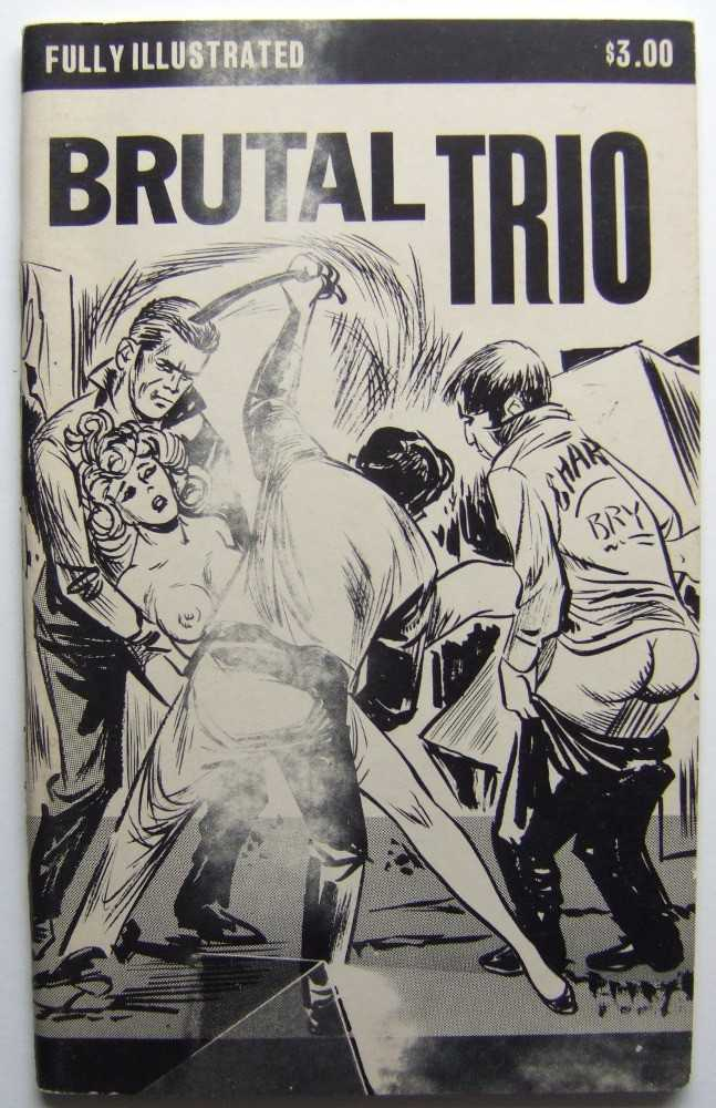 Image for Brutal Trio