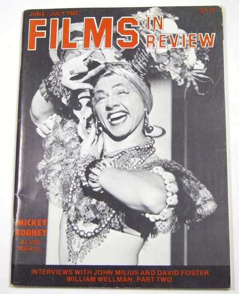 Image for Films in Review (June-July, 1982)