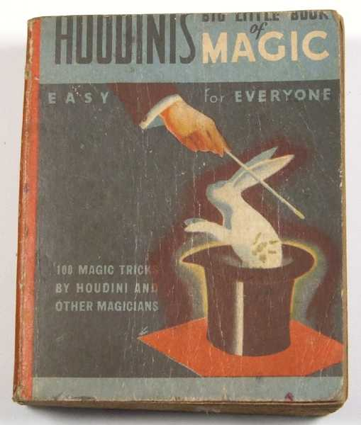 Image for Houdini's Big Little Book of Magic: Easy for Everyone