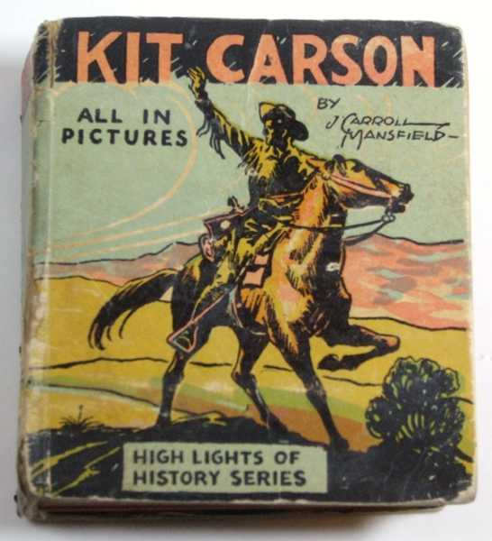 Image for Kit Carson: High Lights of History Series
