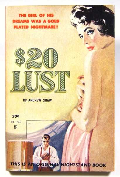 Image for $20 Lust