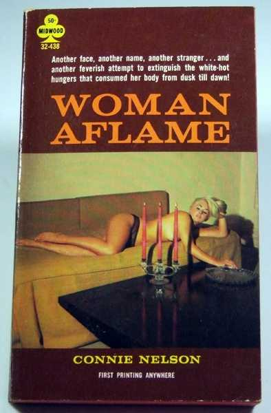 Image for Woman Aflame
