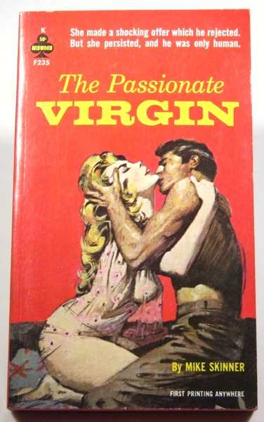 Image for The Passionate Virgin