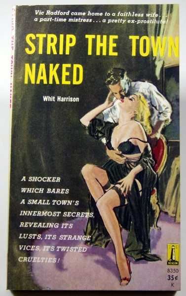 Image for Strip the Town Naked