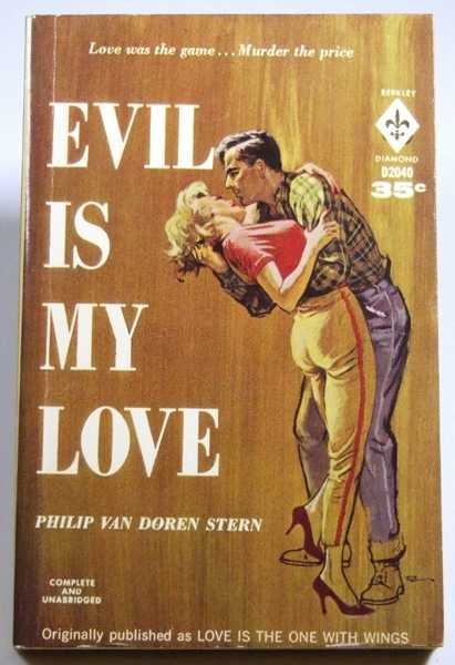 Image for Evil is My Love