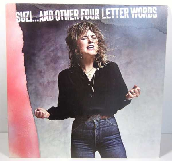 Image for Suzi...And Other Four Letter Words [Vinyl LP]
