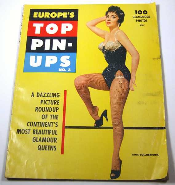 Image for Europe's Top Pin-Ups, No. 3