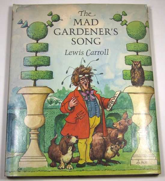 Image for The Mad Gardener's Song