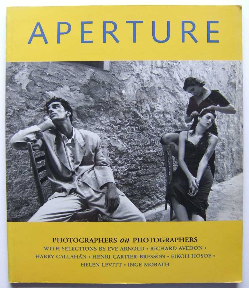 Image for Aperture 151: Photographers on Photographers (Spring, 1998)