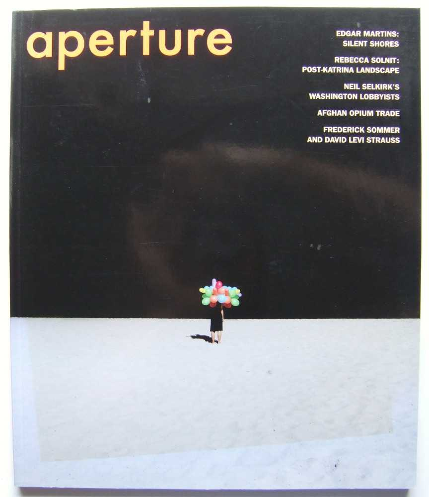 Image for Aperture 184 (Fall, 2006)
