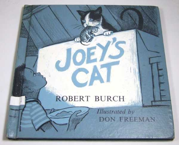 Image for Joey's Cat
