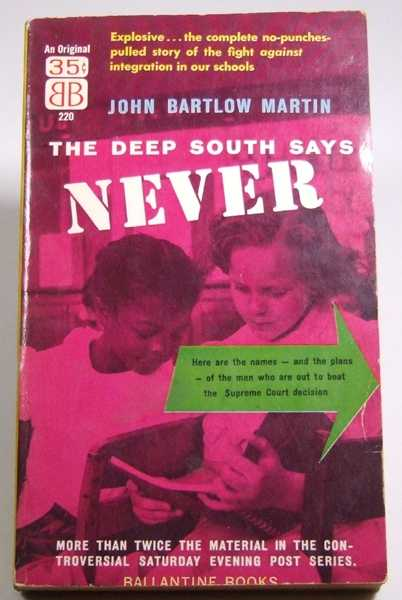 Image for The Deep South Says Never