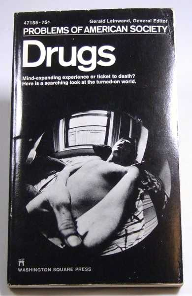Image for Drugs: Problems of American Society