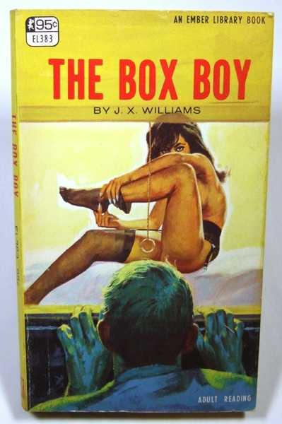 Image for The Box Boy