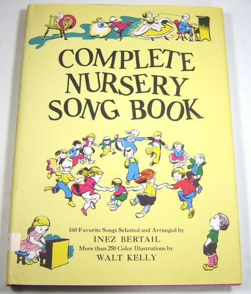 Image for Complete Nursery Song Book