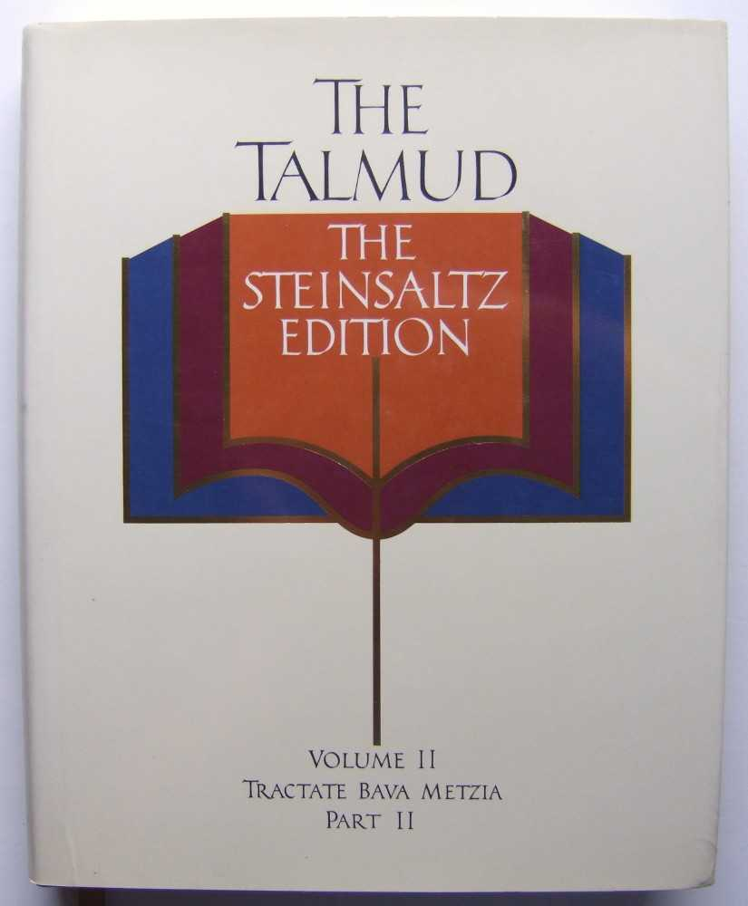 Image for The Talmud, The Steinsaltz Edition, Volume 2: Tractate Bava Metzia, Part II