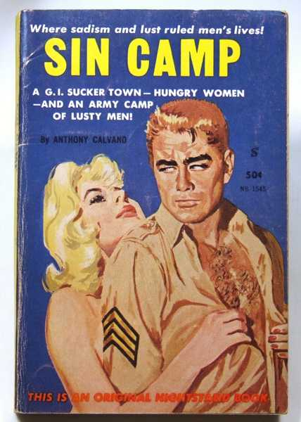 Image for Sin Camp