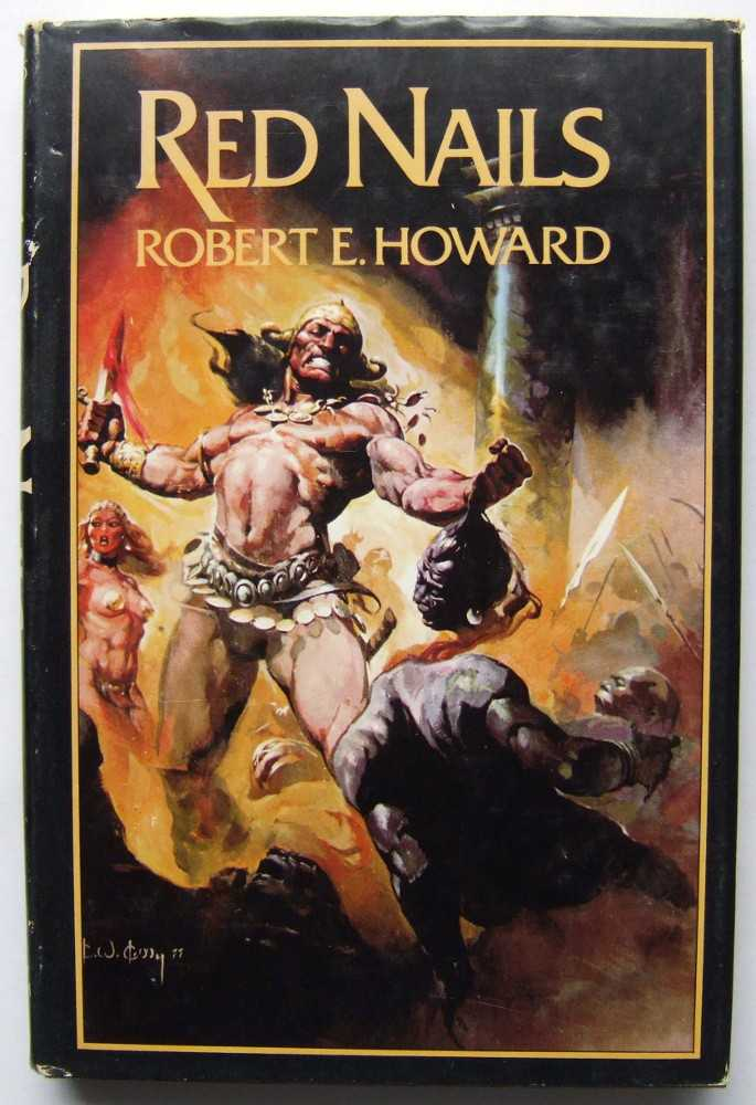 Image for Red Nails (Conan The Barbarian, The Authorized Edition)
