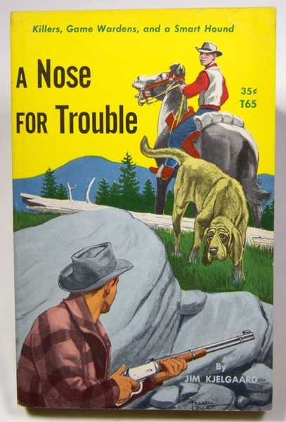 Image for A Nose for Trouble
