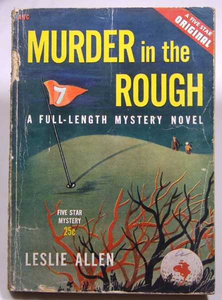 Image for Murder in the Rough