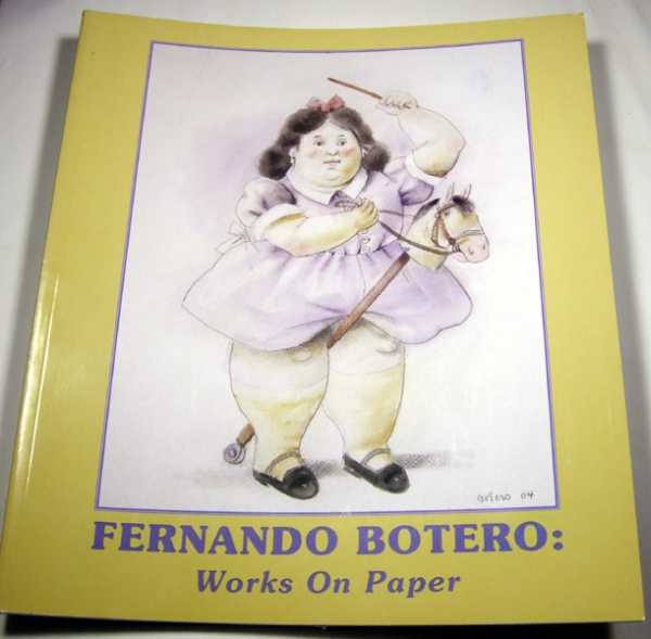 Image for Fernando Botero: Works on Paper