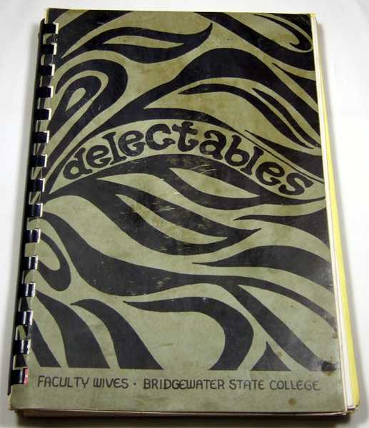 Image for Delectables (Bridgewater, Massachusetts State College Community / Regional Cookbook)