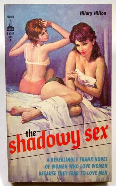 Image for The Shadowy Sex