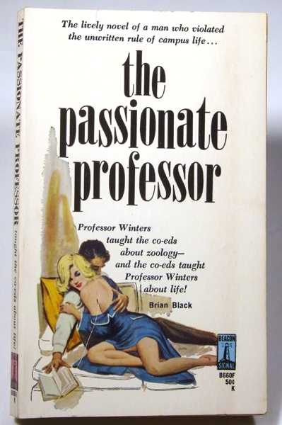 Image for The Passionate Professor