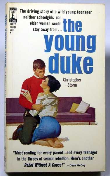 Image for The Young Duke