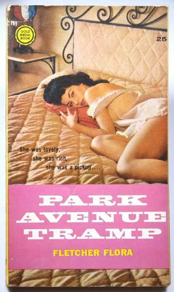 Image for Park Avenue Tramp