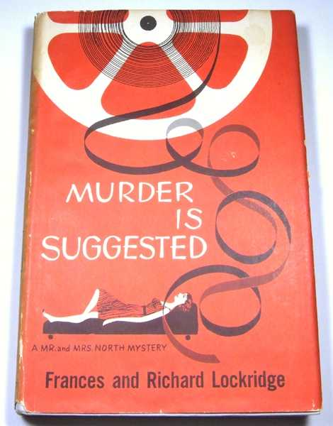 Image for Murder is Suggested: A Mr. and Mrs. North Mystery