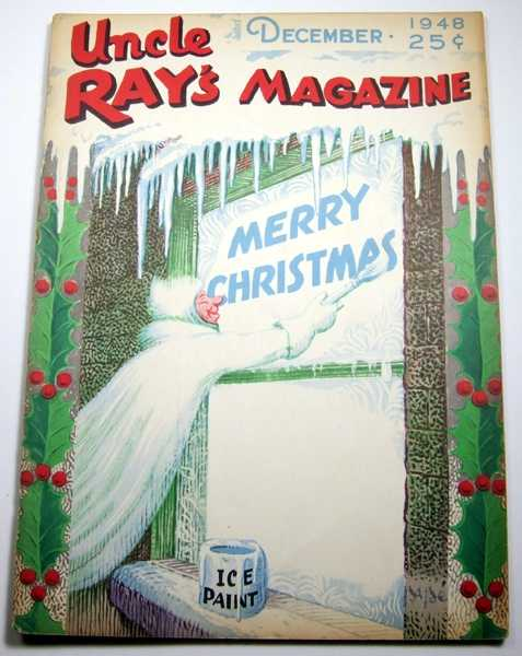 Image for Uncle Ray's Magazine (Vol. 3, No. 10, December, 1948)
