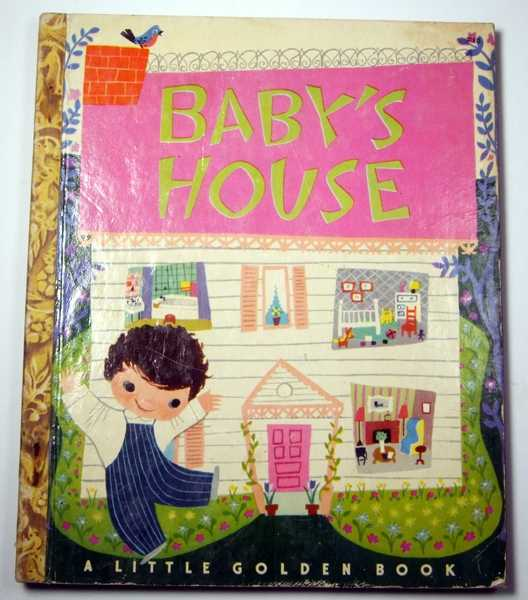 Image for Baby's House: A Little Golden Book