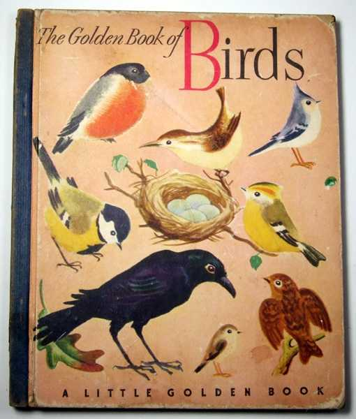 Image for The Golden Book of Birds: A Little Golden Book