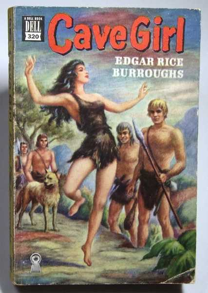 Image for Cave Girl