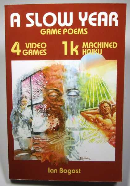 Image for A Slow Year: Game Poems