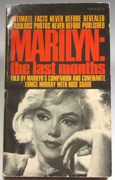 Image for Marilyn: The Last Months