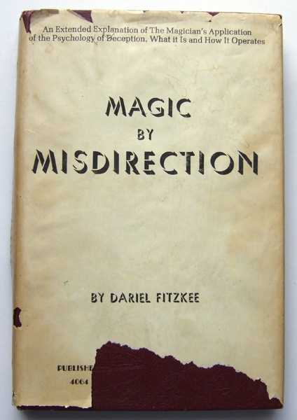 Image for Magic By Misdirection