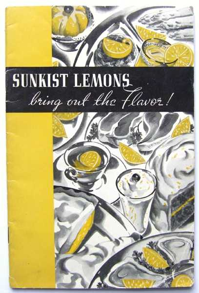 Image for Sunkist Lemons Bring Out the Flavor