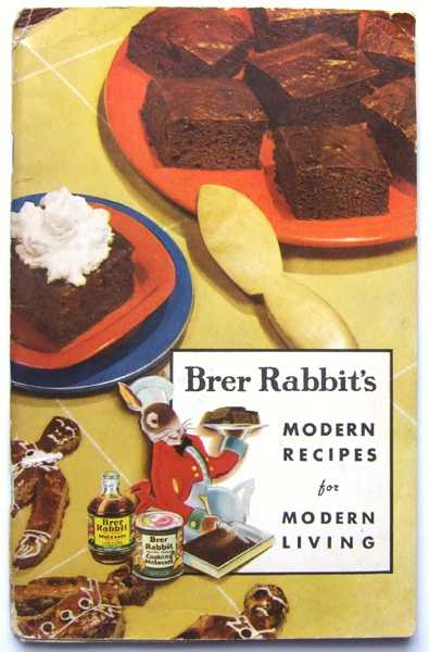 Image for Brer Rabbit's Modern Recipes for Modern Living