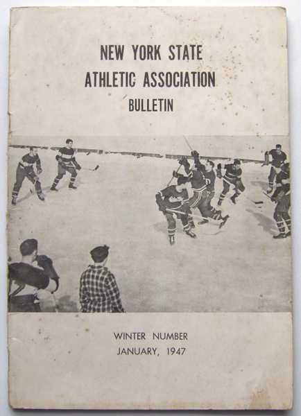 Image for New York State Public High School Athletic Association Bulletin (Winter Number. January, 1947)