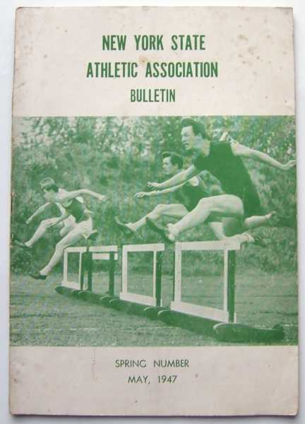 Image for New York State Public High School Athletic Association Bulletin (Spring Number. May, 1947)