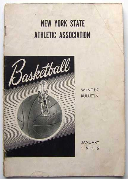 Image for New York State Public High School Athletic Association Bulletin (Winter Bulletin. January, 1946)