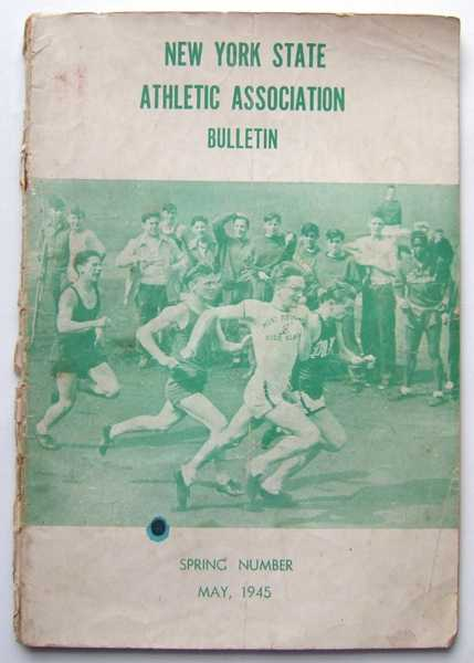 Image for New York State Public High School Athletic Association Bulletin (Spring Number. May, 1945)