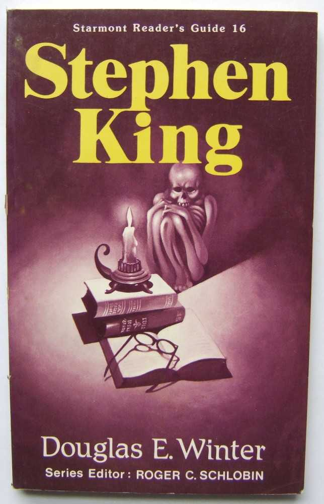 Image for The Starmont Reader's Guide 16: Stephen King