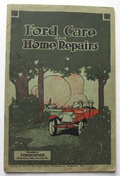 Image for Ford Care and Home Repairs