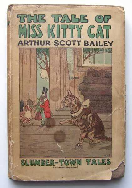 Image for The Tale of Miss Kitty Cat