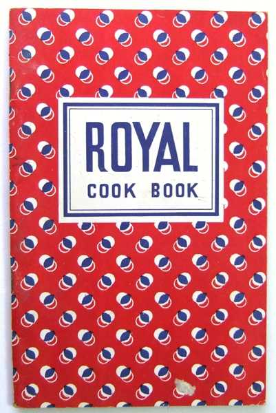 Image for Royal Cook Book (Promotional Cook Book)