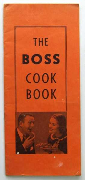 Image for The Boss Cook Book (Promotional Cook Book)