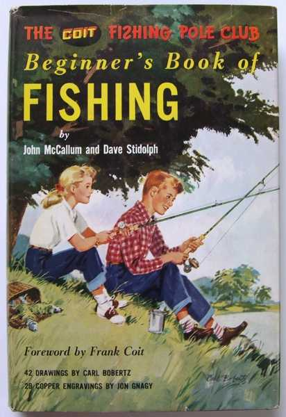 Image for Beginner's Book of Fishing (The Coit Fishing Pole Club)